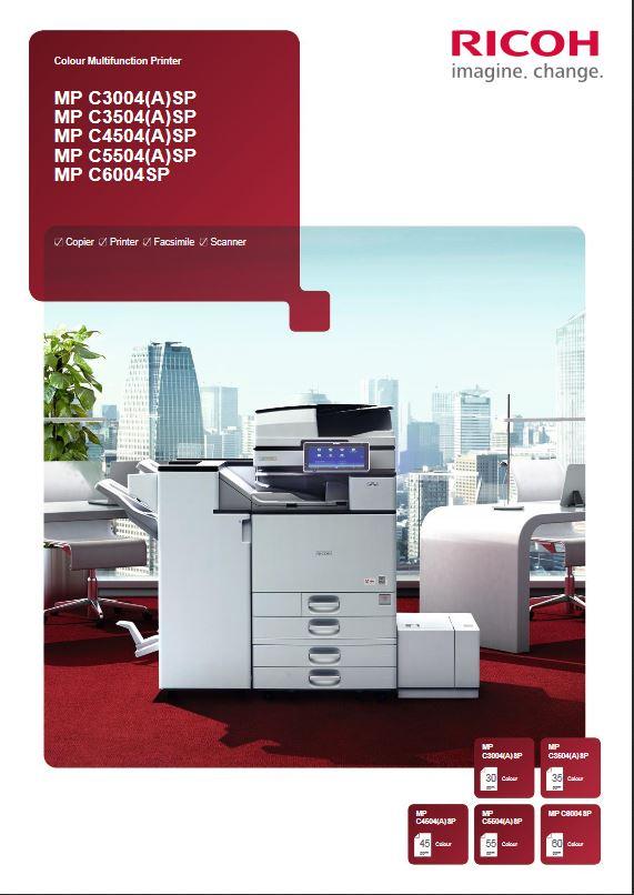 M2 Office Technology - Ricoh MP C2004/2504