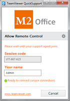 M2 Office Technology - Remote Support